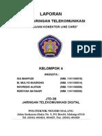 Prak 5. Pengujian Line Card