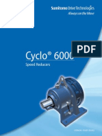 SUMITOMO - Cyclo6000 Catalogo