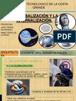 Globalizacion e Internacionalizacion