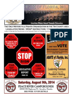 Southwest Chapter of ABATE of Florida June 2014