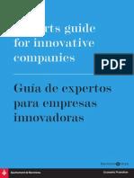 36813820 Guia de Expertos Para Empresas Innovadoras Barcelona Activa (1)
