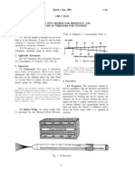 Crd_c521 CRD-C521-81 Standard Test Method for Frequency and Amplitude of Vibrators for Concrete