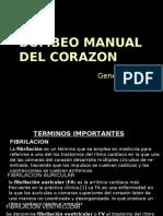 Bombeo Manual Del Corazon