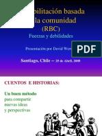 Chile - RBC-Fuerzas y Debilidades_RESUMEN 4-08