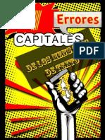 7 Error Es Capital Es