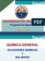 PARTE B BALANCEO DE ECUACIONES QU+MICAS.ppt