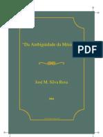 Jose Rosa Musica Antiguidade e Santo Agostinho
