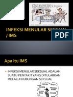 Infeksi Menular Seksual Ada Hiv