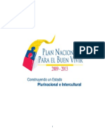 PNBV_2009-2013