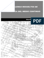 Mecanica Del Continuo - Solutions