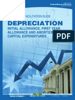 Depreciation Etc FBR Brochure