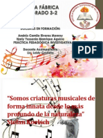 PDA Fábrica Musical 2014 Diapositivas 1