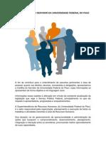Cartilha Do Servidor Da Universidade Federal Do Piaui(1)