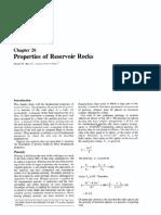 26 Properties of Reservoir Rock