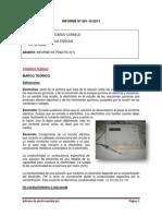 Informe Nº 005 Electrometalurgia