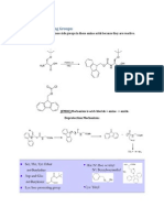 amino acid chemistry