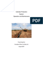 Pipeline Cathodic Protection by Feng Hongchen