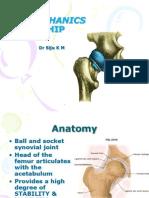Biomechanics of Hip Joint