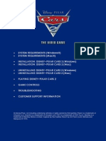 Cars 2 Guide