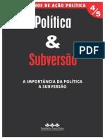 PERCIVAL PUGGINA Politica e Subversção Caderno4_5_final