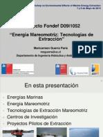 Energía Mareomotriz Tecnologías de Extracción