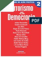 VARIOS AUTORES Terrorismo e Democracia 2001