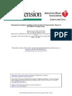 AHA Hypertension journal