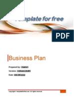 Business Plan Template 1.02323