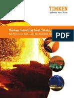Timken Large Bore Seal Catalog