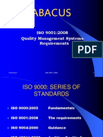 Iso 9001 2008 Standard