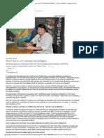 Almir Suruí, Um Cacique Tecnológico - Vida e Cidadania - Gazeta Do Povo