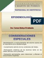 Epidemiología - Clase Expositiva
