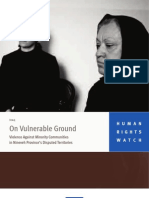 Human Rights Watch Full Report