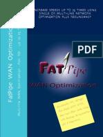 Fatpipe Wanoptimization Brochure