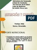5. Nutrición Parenteral