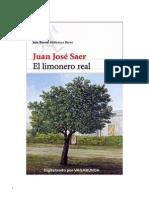 Saer, Juan José - El Limonero Real
