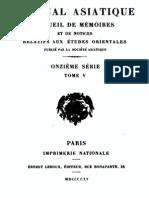 Journal Asiatique 1915_Nau_Jean & Un Emir