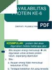 Giziexp_bioavai. Prot 2014 Ke-6