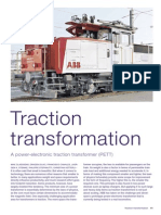 Traction Transformation