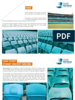 Sydney Cricket Ground Case Study