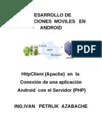 HttpClient Apache Android Guia Laboratorio