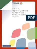 Captura y Edicion de Audio Con Herramientas Libres I