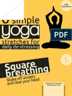 6 simple yoga stretches