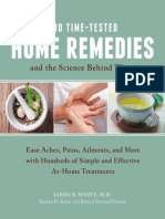 500 Time-Tested Home Remedies and the Science Behind Them (Gnv64)