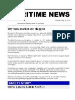 Maritime News 19 May 2014