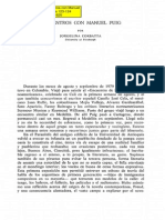 CORBATTA - Encuentros Con Manuel Puig
