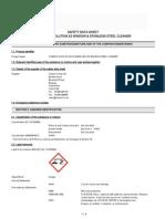 Cleenol Evolution x2 Window Stainless Steel Cleaner Sds10774