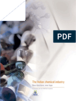 indian Chemical Industry Report vision 2010