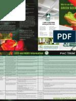 Pac Trim Green MDF