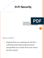 Wi Fi Security